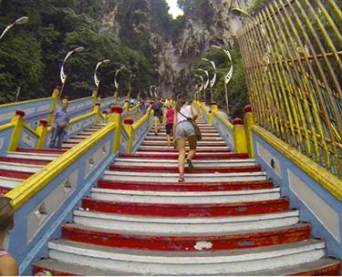 Kuala Lumpur // A GoPro vidéo