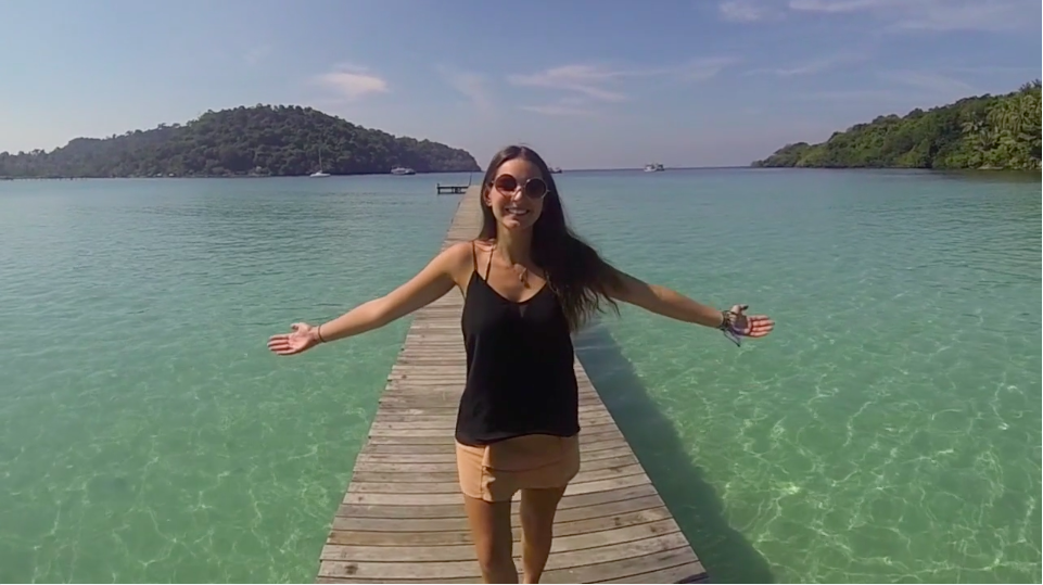 Koh Kood Island // A GoPro video
