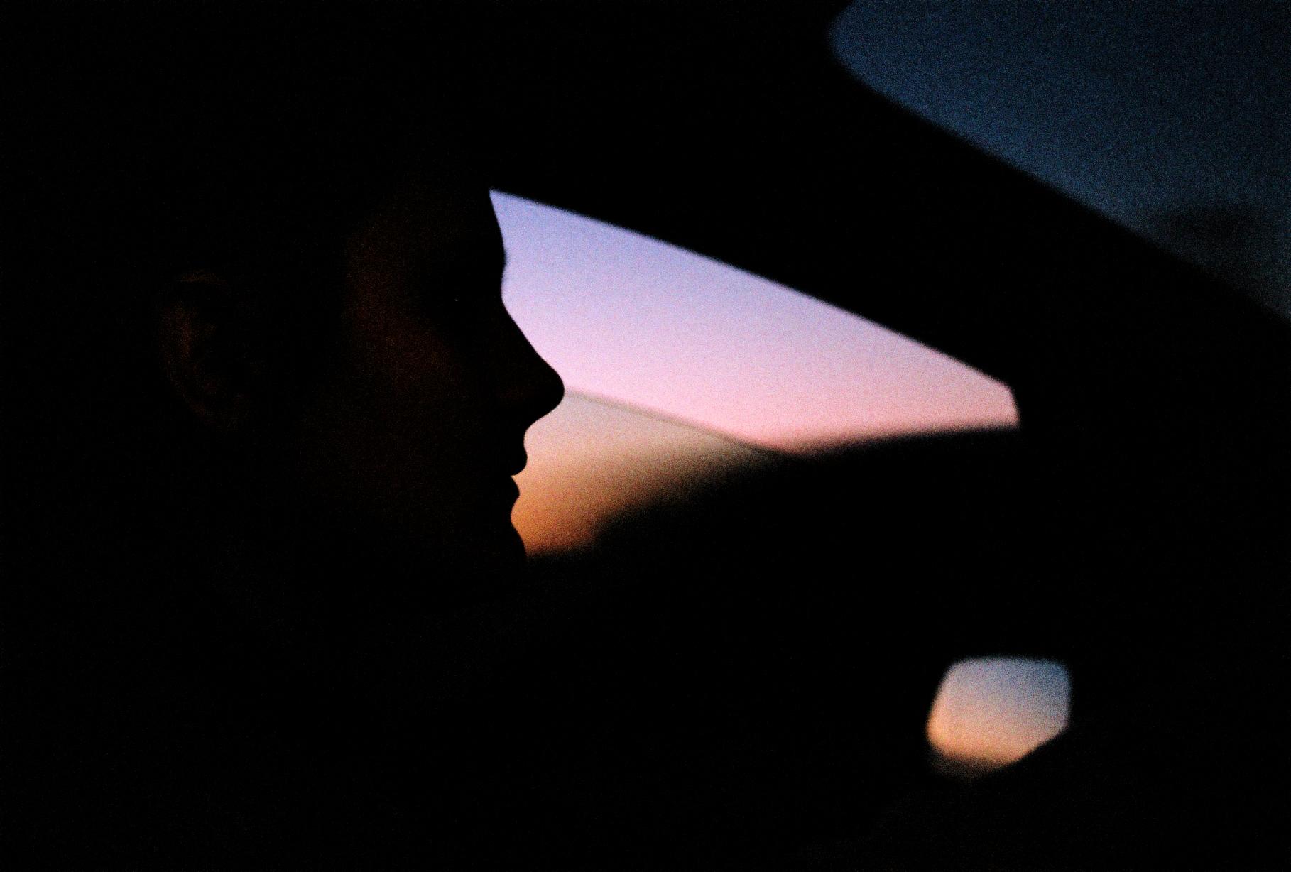 Going back home Sunset