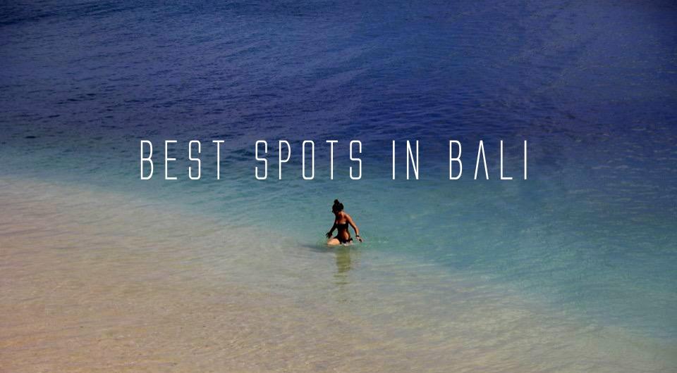 Best spots in Bali // Pecatu Uluwatu