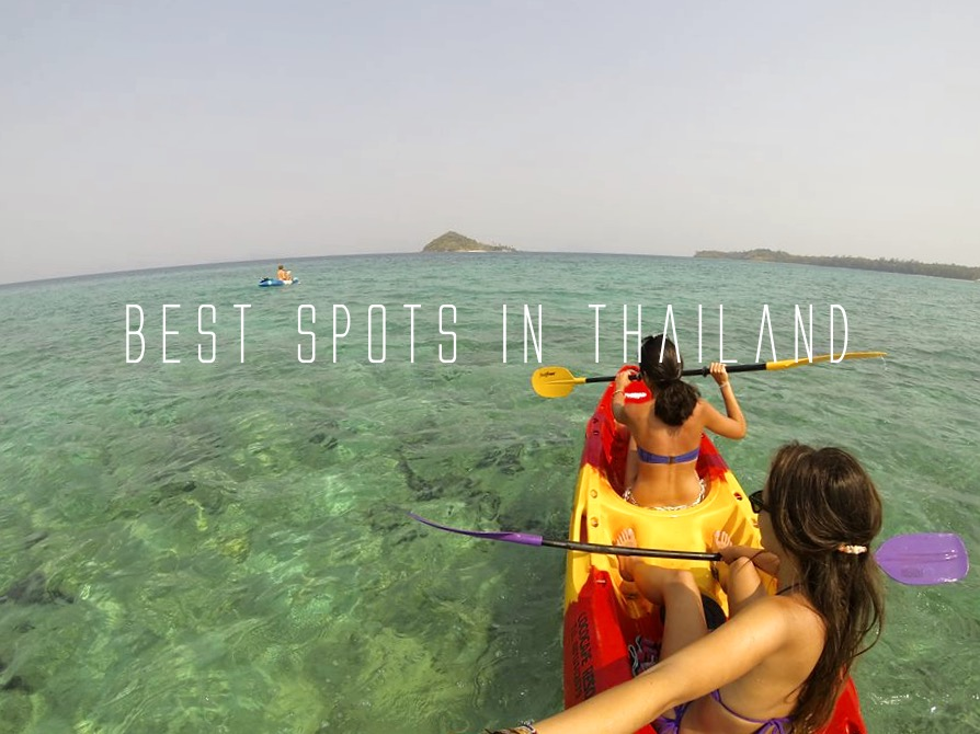 Best Spots in Thailand